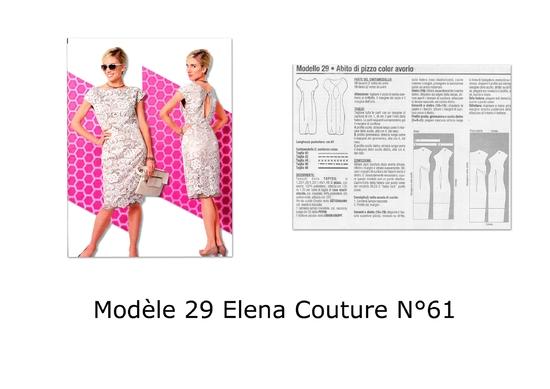 Modèle 29 Elena Couture 61