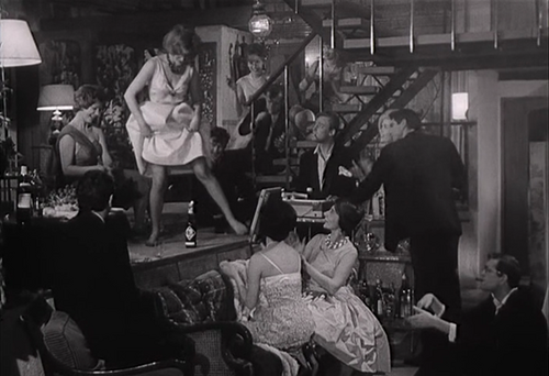 Les scélérats, Robert Hossein, 1959