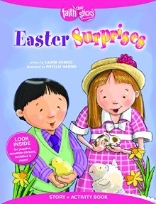 Easter Surprises (story and activity book)