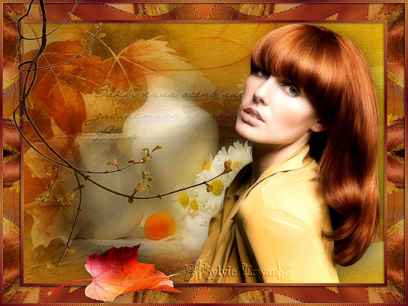 Cadres automne 48