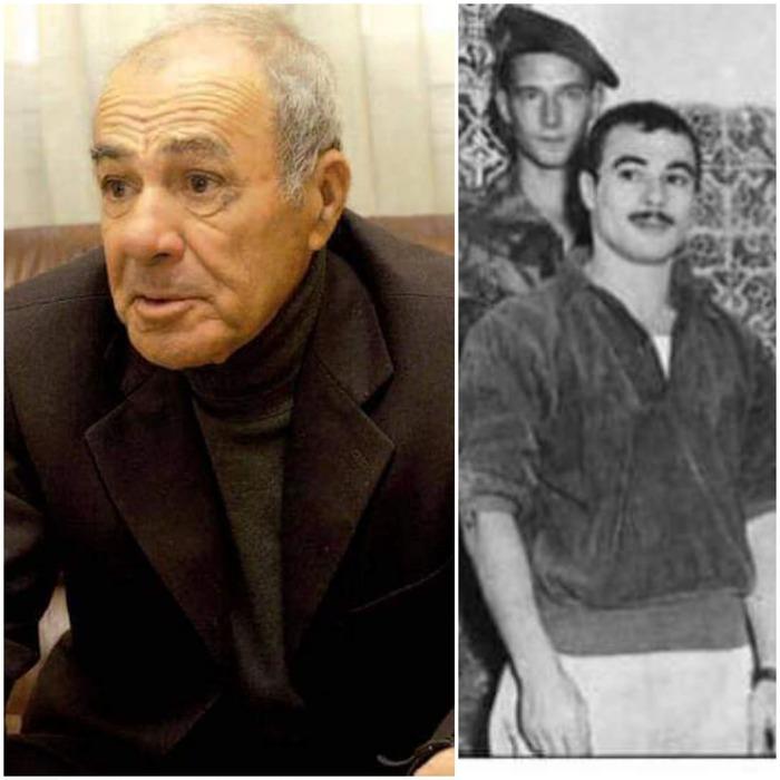 Un ami algérien m'apprend le décès de Yacef Saâdi ce 10 septembre 2021 à l'âge de 93 ans