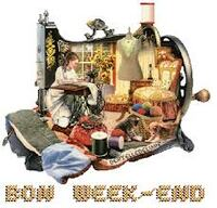 Sortie ce WEEK-END !