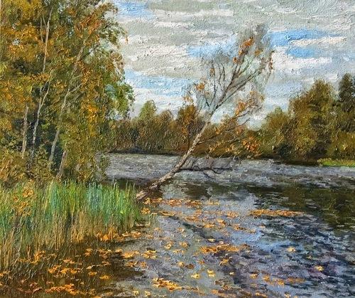 Stanislav Brusilov (Peintre Paysagiste)