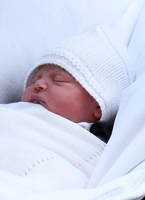 Et voilà ! 1ere photo du bébé royal
