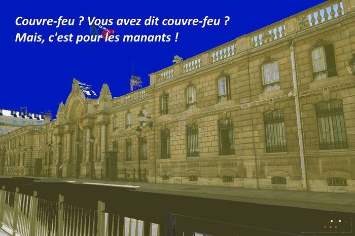 Covid-19 : des associations portent plainte après le dîner qui a réuni dix personnes autour d'Emmanuel Macron mercredi soir