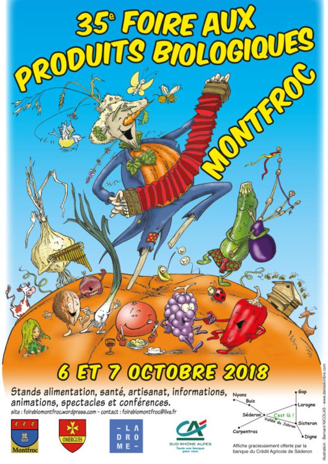 *Foire Bio Montfroc: programme