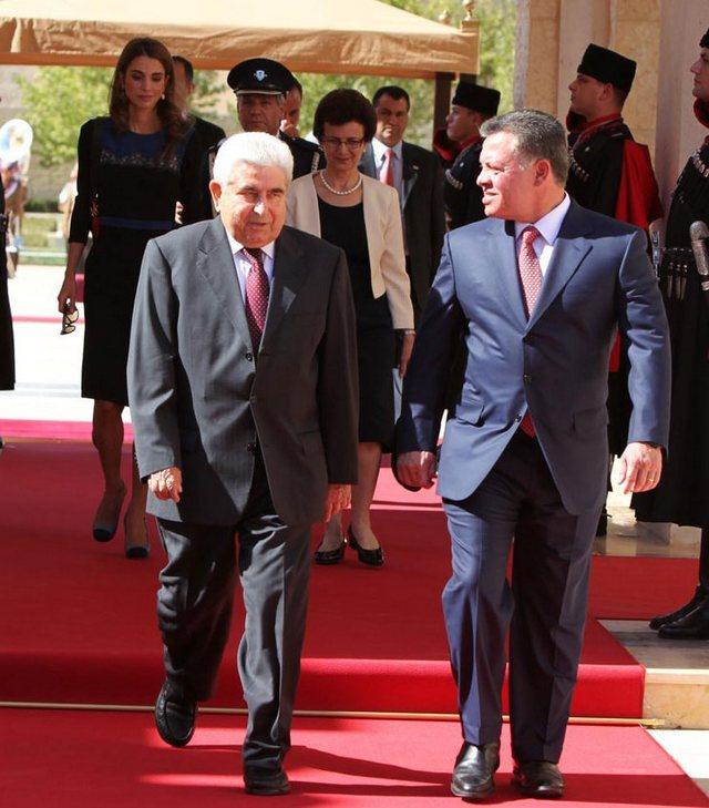 Le président chypriote