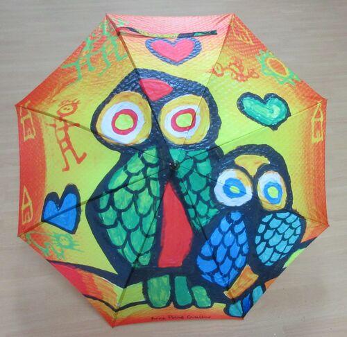 Les parapluies du bonheur