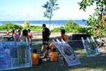 La rencontre à Grand Anse - Petite Ile