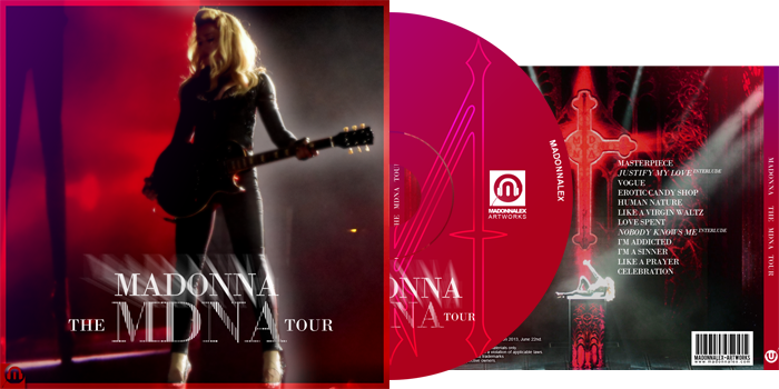 Madonna - The MDNA Tour- Official Audio Rip