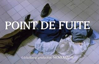 Point De Fuite / A Matter of Perspective. 1988.