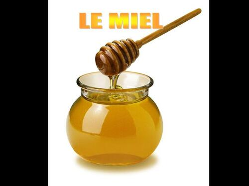 PPS MES CREATIONS la fanette le miel et les abeilles
