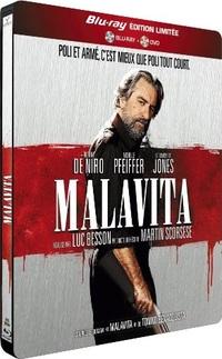 [Blu-ray] Malavita