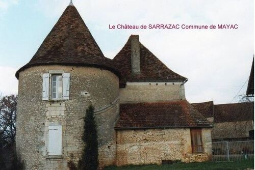 Dordogne - Mayac