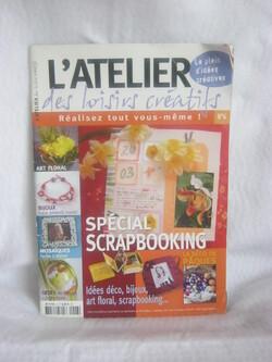 Livres et revues: vide-étagère....