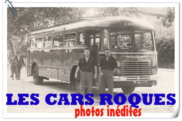 - Les Cars Roques