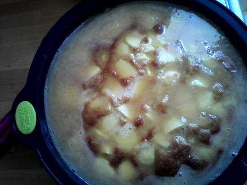 Gâteau aux pommes ultra gourmand