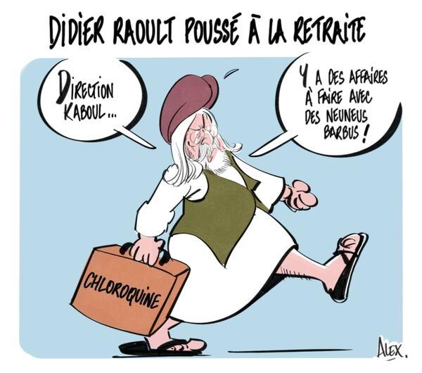 Peut-on rire des talibans ?? En tout cas les caricaturistes ne s'en privent pas, et c'est leur droit....