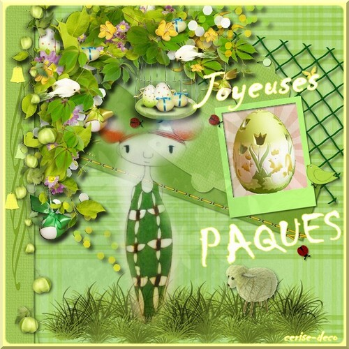 paques ,easter : gifs