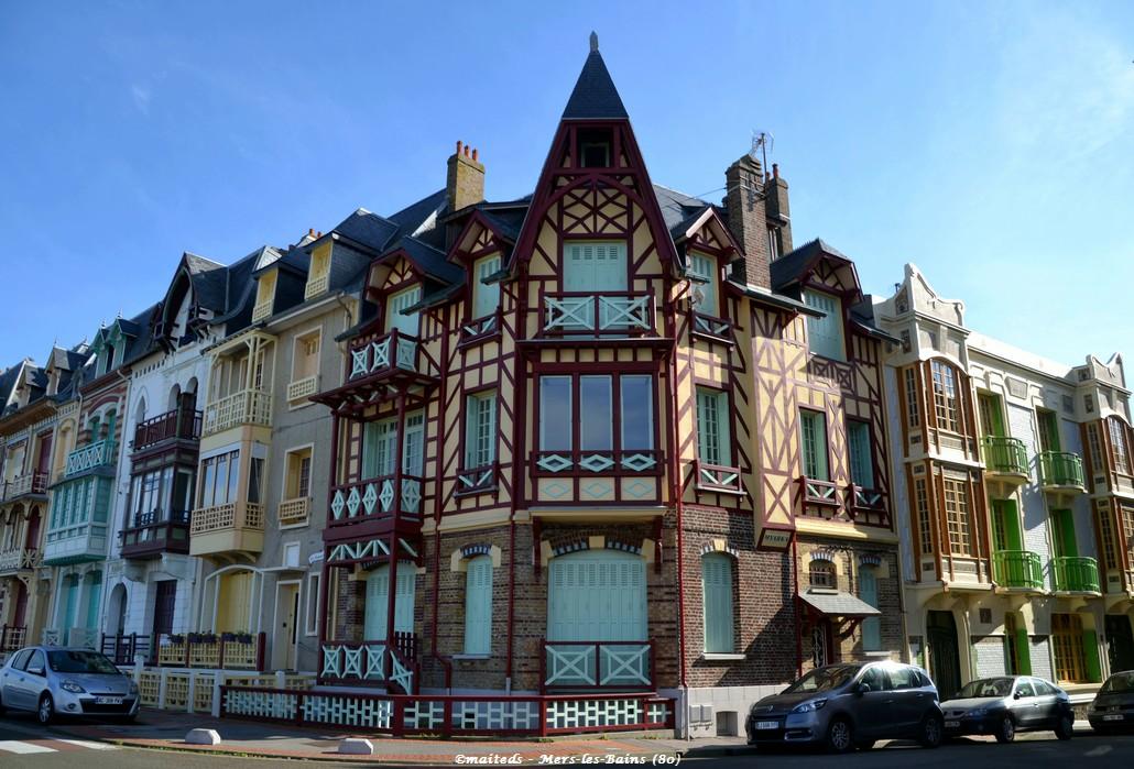 Mers-les-Bains - Somme (2 et fin)