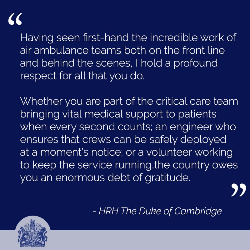 Air Ambulance Week 2020
