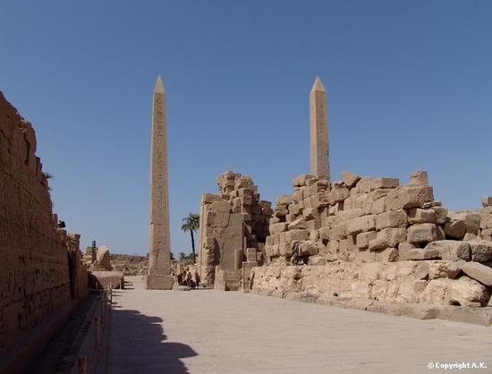 temple Amon
