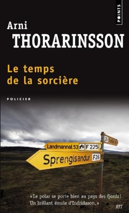 Le temps des sorcières d'Arni Thorarinsson