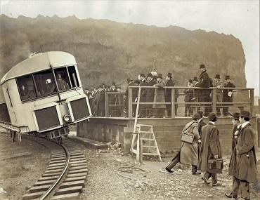 Drôle de train ...
