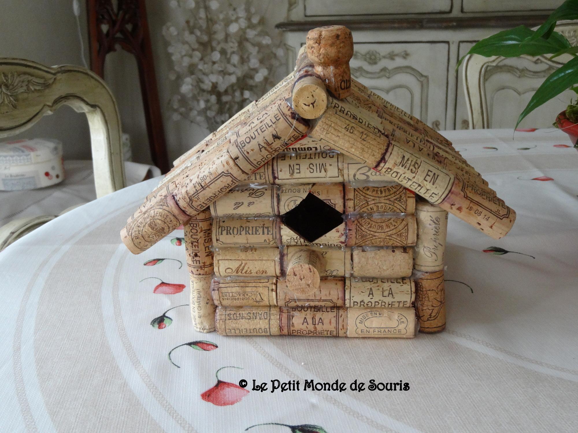 Plan construction maison pour oiseaux for Oiseau domestique interieur