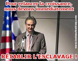 Le songe d'Attali (le Juif Süss de Sarkozy): un gouvernement mondial, par tous les moyens!