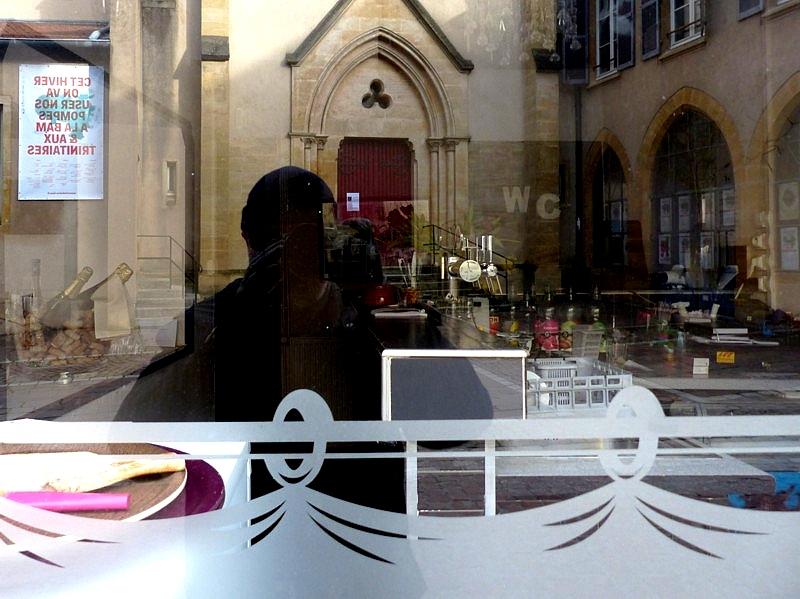 Metz / Lumix FZ200 face aux reflets / 34...