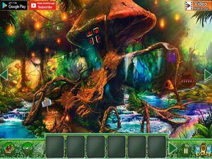 Jouer à Mushroom fantasy escape