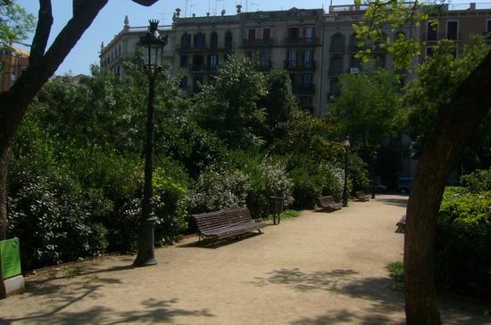 Sagrada Familia-jardin''