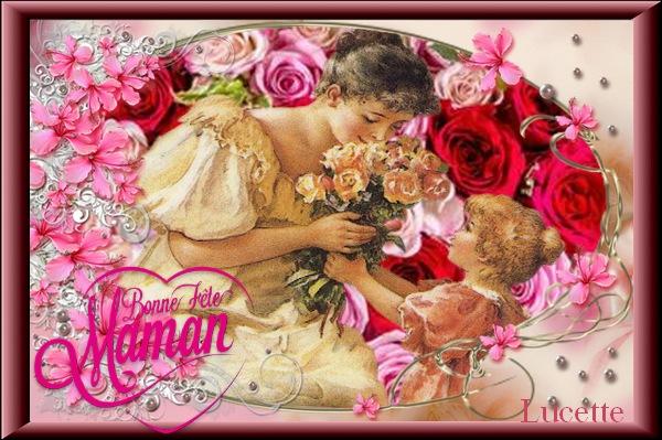 C'est aujourd'hui la fête des mères