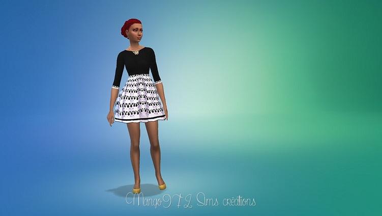 Sims 4, Iris Fleury