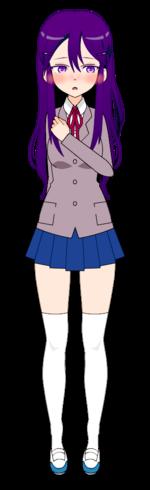 【Doki Doki Literature Club】 Yuri