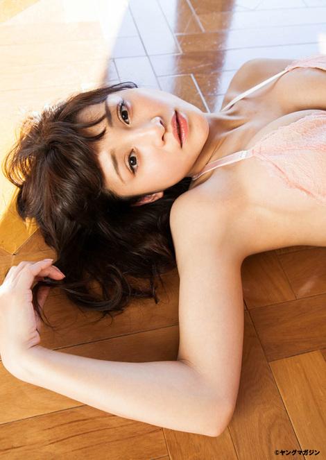 WEB Magazine : ( [Young Magazine ( Unpublished pics WEB )] - |Morioka Tomona| )