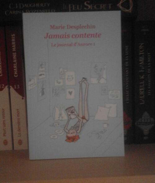 Desplechin Marie - Le journal d'Aurore