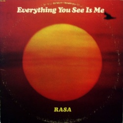Rasa - Everything You See Is Me - Complete LP