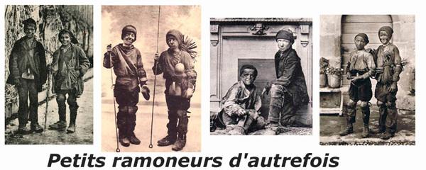 Souvenirs de Pierre Roy : les commerçants ambulants de passage dans le village d'Aisey sur Seine