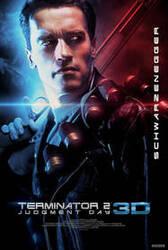 Affiche Terminator 2 - Le Jugement dernier (3D)