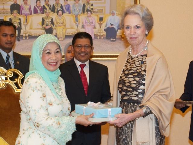 Bendikte en Malaysie