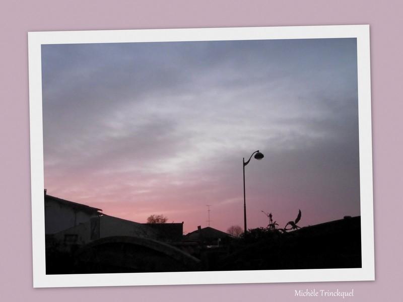 Le ciel au matin du 19 mars....