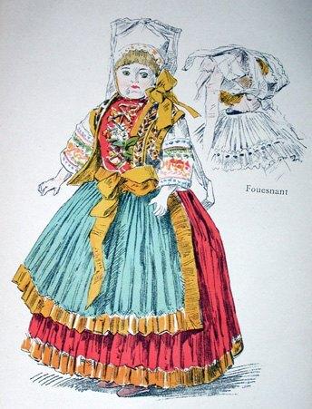 Femme de Fouesnant