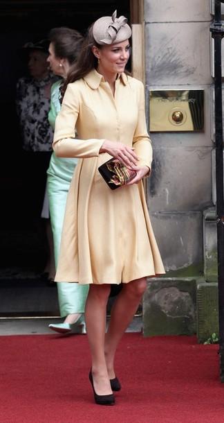 Kate à Edimbourg