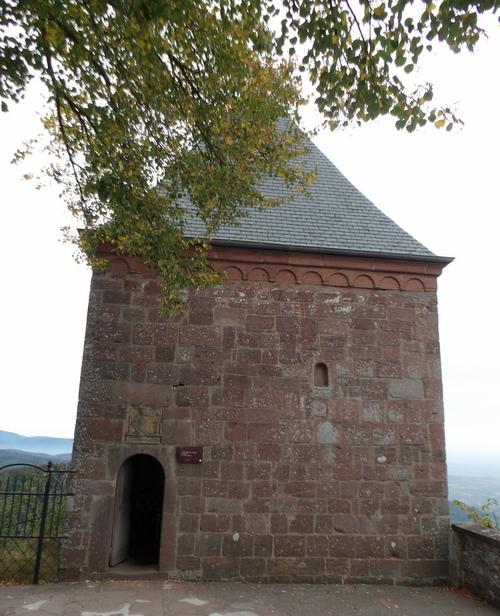Le mont Sainte-Odile ( 1 )