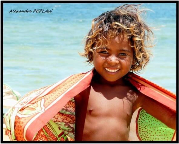 Alexandre Peplaw et ses sourires nomades