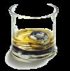 Üvegek poharak