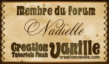 Récompenses défis Flashs Forum Vanille