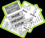 Passé, présent, futur au CE1